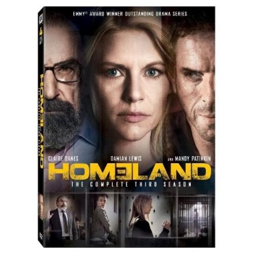 Homeland: The Complete Third Season [3 Discs]