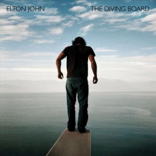 Elton john - Diving board (Vinyl)