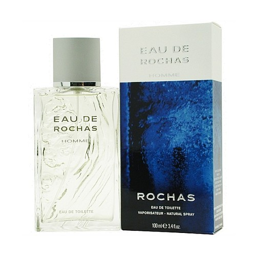 Eau De Rochas Cologne for Men 3.4 oz Eau De Toilette Spray