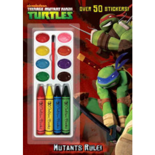 Mutants Rule! (Teenage Mutant Ninja Turtles)