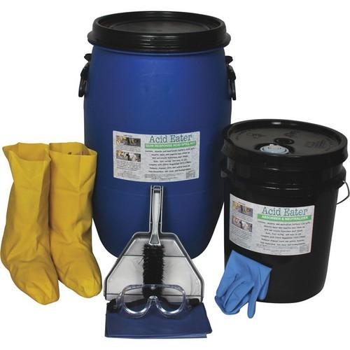Acid Eater Quick Response Spill Kit  15-Gal. Pail
