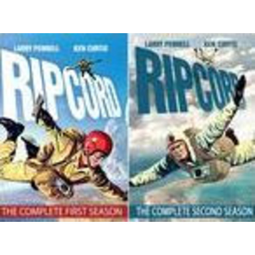 Ripcord: Complete Series 1 & 2 / Collector's Ed