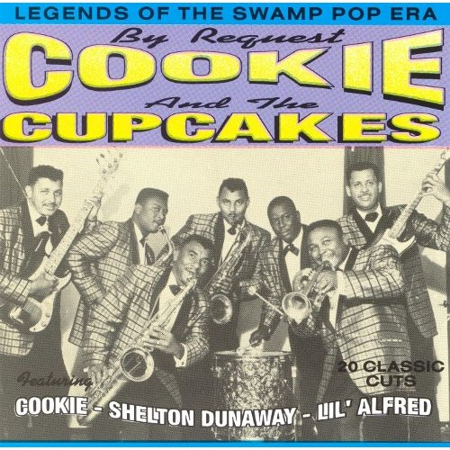 By Request: Cookie & the Cupcakes [CD]