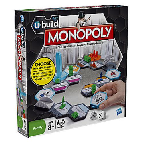 Hasbro U Build Monopoly