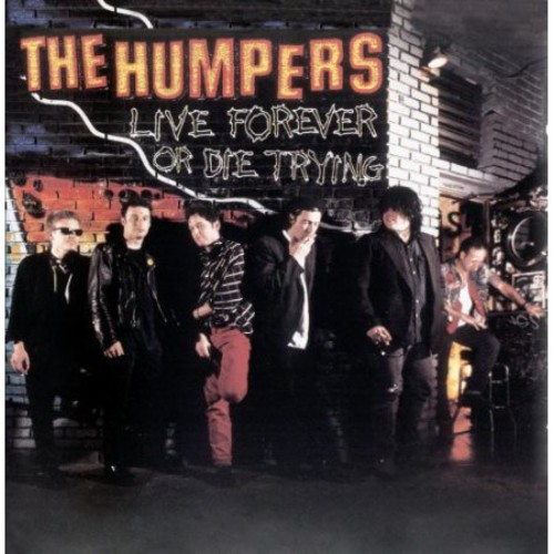 Live Forever or Die Trying [CD]