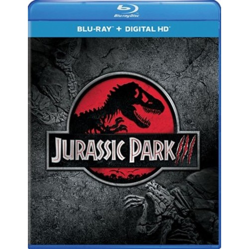 Jurassic Park III (UltraViolet) (With Jurassic World Movie Cash) (Blu-ray/DVD)
