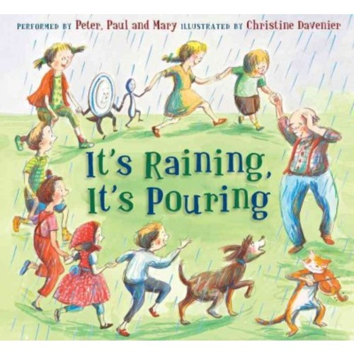 Random House Distribution childrens It's Raining, It's Pouring