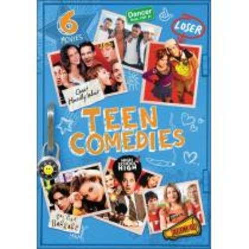 Teen Comedies: 6 Movies [2 Discs] [DVD]