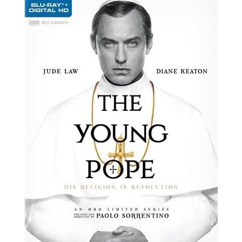 The Young Pope: Season One [Includes Digital Copy] [UltraViolet] [Blu-ray] [3 Discs]