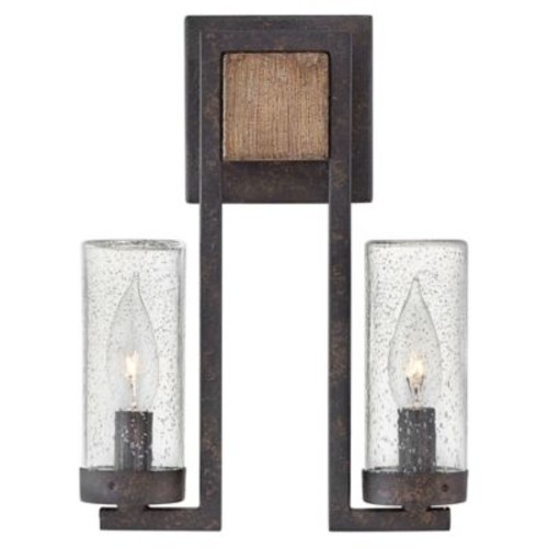 Sawyer 2 Light Outdoor Wall Sconce