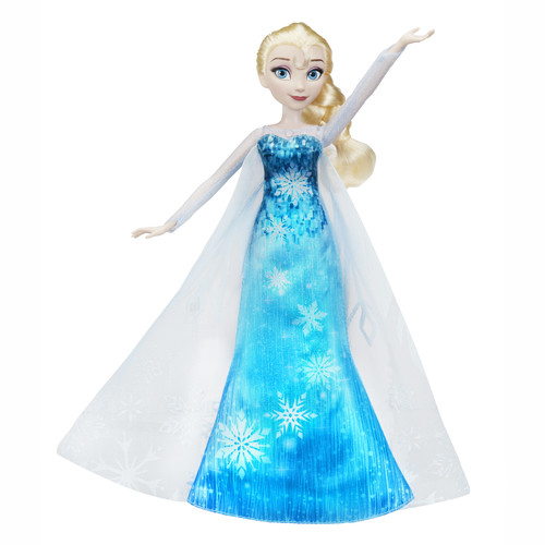 Disney Frozen Play-A-Melody Gown Doll