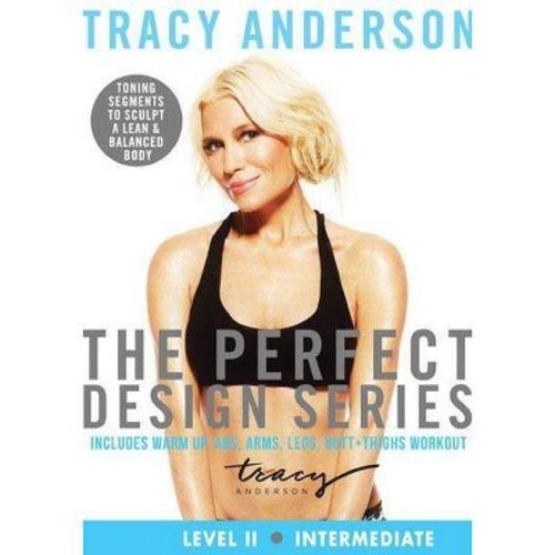 Tracy Anderson: The Perfect Design Series - Level II Intermediate [DVD] [2013]