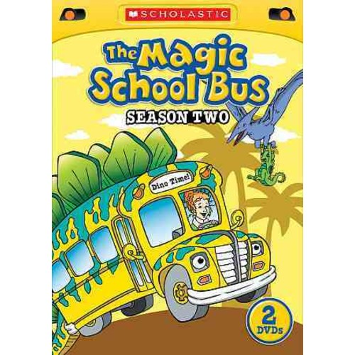 The Magic School Bus: Season 2 (DVD) [The Magic School Bus: Season 2 DVD]