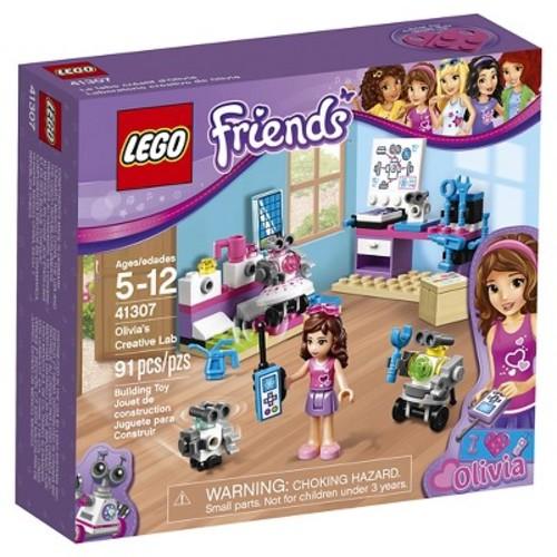 LEGO Friends Olivia's Creative Lab 41307