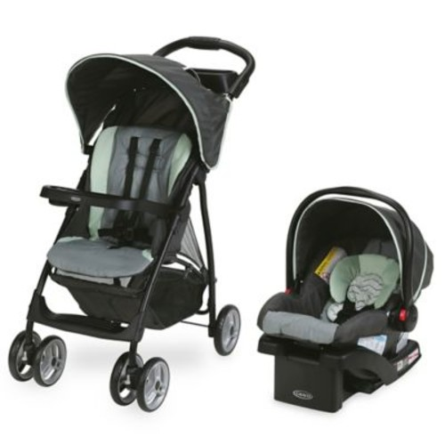 Graco LiteRider LX Stroller Travel System in Landry