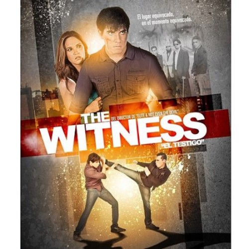 The Witness [DVD] [Spanish] [2011]