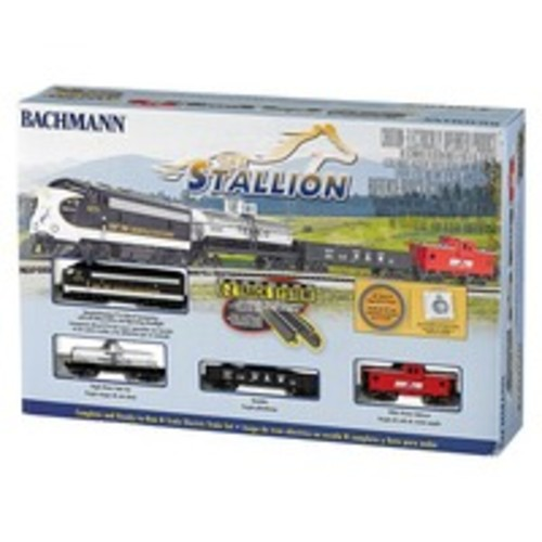 Bachmann Trains The Stallion N Scale Ready To Run Electric Train Set