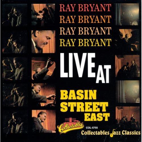 Live at Basin Street [CD]