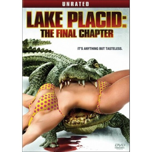 Lake Placid: The Final Chapter (Unrated) (dvd_video)