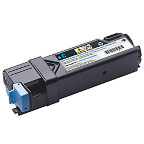 Dell 331-0716 Toner Cartridge - Cyan
