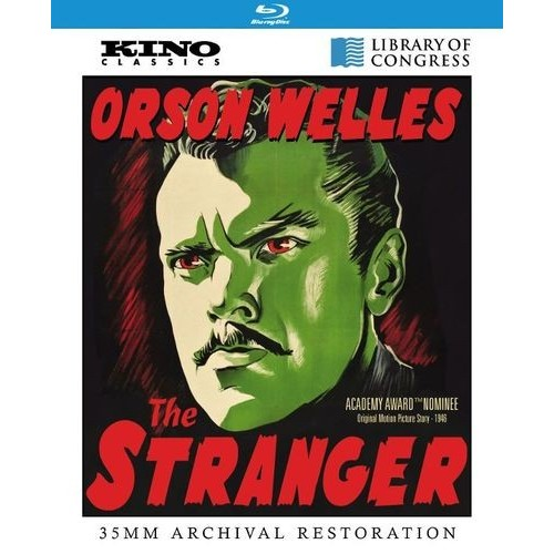The Stranger [Blu-ray]