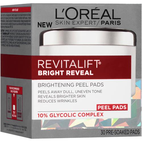 L'Oreal Paris Revitalift Bright Reveal Peel Pads