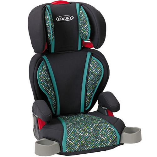 Graco Highback TurboBooster Car Seat - Mosaic