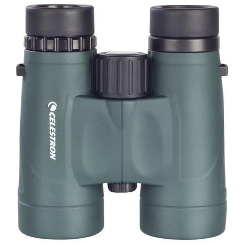 Celestron - Nature DX 10 x 42 Waterproof Binoculars - Green