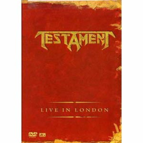 Testament: Live in London WSE DD5.1/DD2/DTS