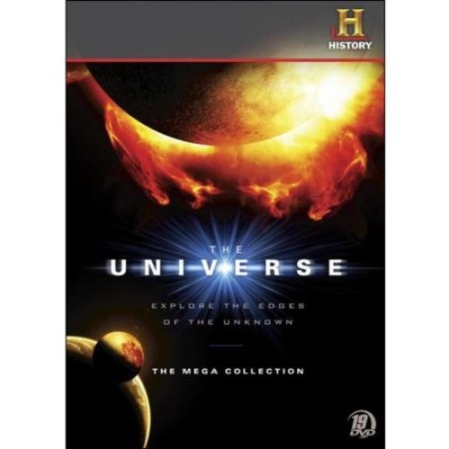 The Universe: The Mega Collection (DVD)