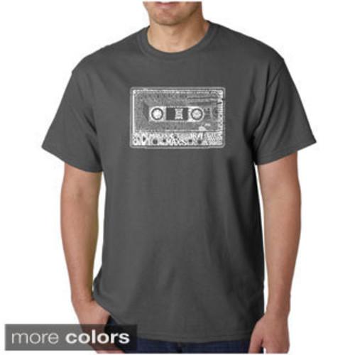 LA Pop Art Men's 'Whole Lotta Love' T-shirt