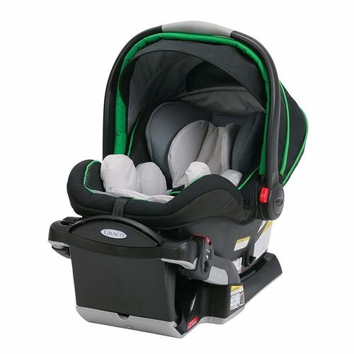 Graco SnugRide Click Connect 40 Infant Car Seat - Fern