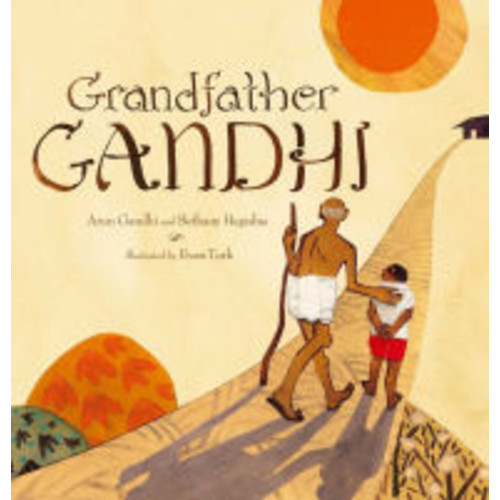 Grandfather Gandhi: with audio recording