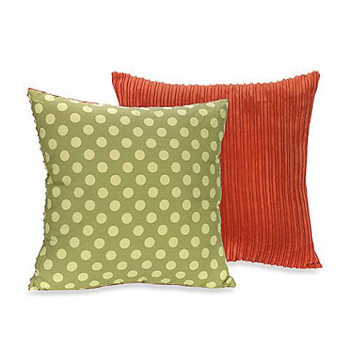 Sweet Jojo Designs Forest Friends Throw Pillow