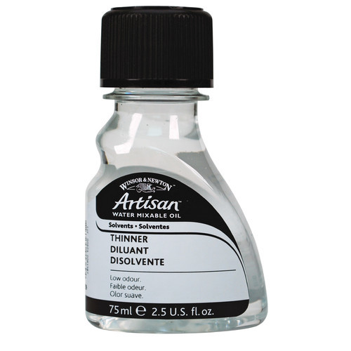 Artisan Water Mixable Thinner Bottle