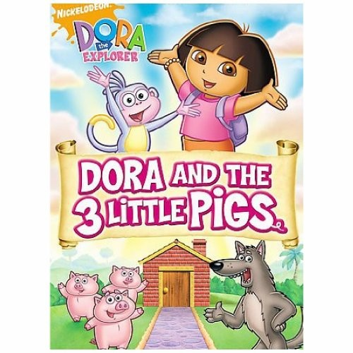 DORA THE EXPLORER: DORA AND THE T MOVIE