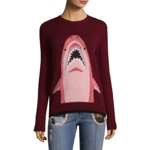 Sharky Wool & Cashmere Sweater