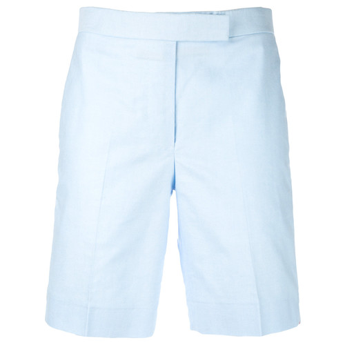 THOM BROWNE Fitted Shorts