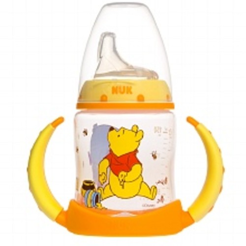 NUK Learner Cup, Silicone 5 oz Winnie the Poo