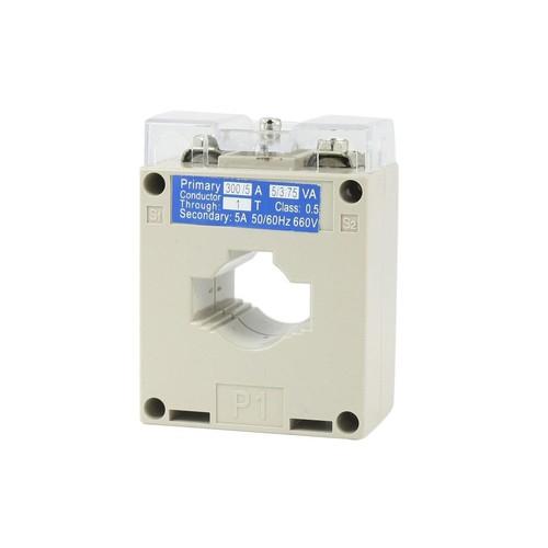 Global Bargains BH-0.66 0.5 Class AC 660V 1T 300:5 Electric Current Transformer