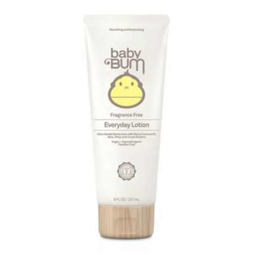 Baby Bum 8 fl. oz. Everyday Lotion Fragrance-Free