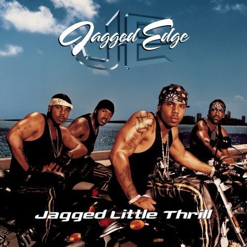 Jagged Little Thrill [CD]