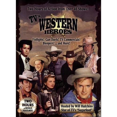 TV Western Heroes [DVD]