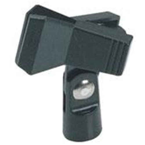 Quik Lok Spring-Loaded Mic Clip for Wired and Wireless Microphones