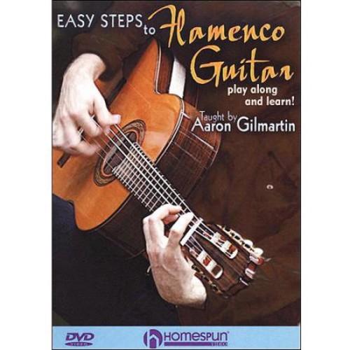 Aaron Gilmartin: Easy Steps to Flamenco Guitar [DVD] [2007]