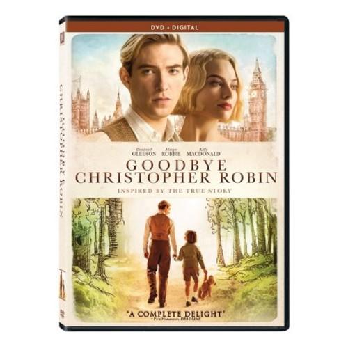 Goodbye Christopher Robin (DVD + Digital)
