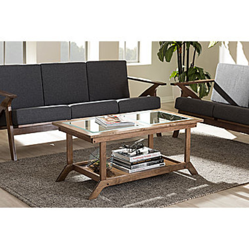 Baxton Studio Cayla Coffee Table