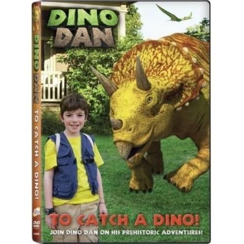 Dino Dan: To Catch a Dino! [DVD]
