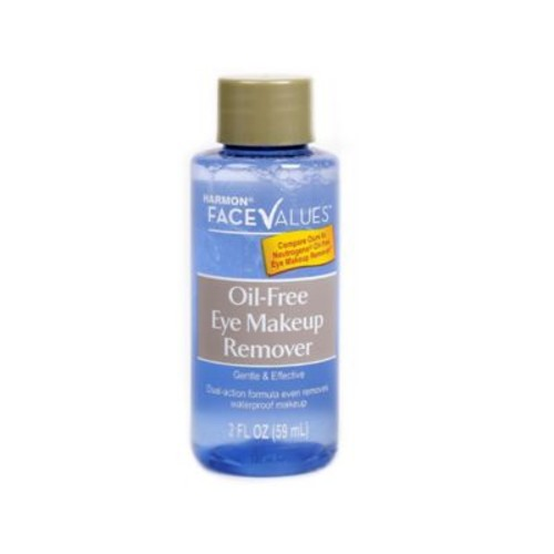 Harmon Face Values 2 oz. Oil-Free Eye Makeup Remover