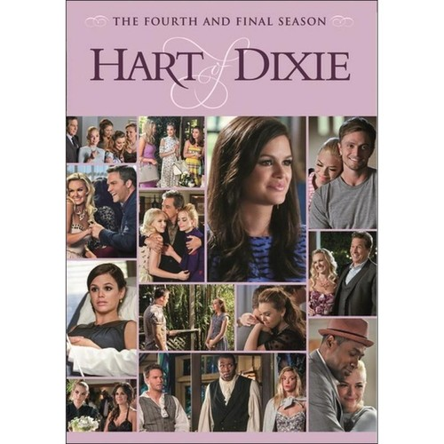 Hart of Dixie: The Fourth and Final Season [3 Discs] [DVD]